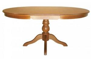 Стол деревянный Лотос ОВ - Мебельная фабрика «СтолБери»