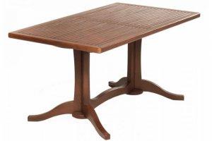 Стол деревянный прямоугольный Жардин - Мебельная фабрика «Леда»