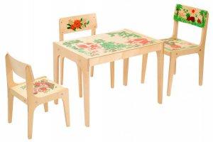 Стол детский, стул - Мебельная фабрика «Чепецкая мебельная фабрика»