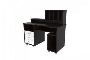 Стол для компьютера 1-5 - Мебельная фабрика «Прибалтмебель»
