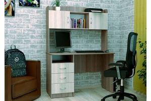 Стол для компьютера Н 5 ЛДСП - Мебельная фабрика «Юнона»