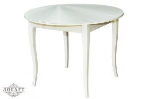 Стол для кухни круглый Балет СТ 1 - Мебельная фабрика «Логарт»