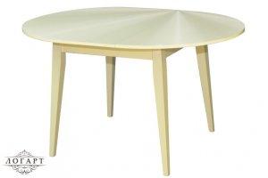 Стол для кухни круглый Балет СТ 2 - Мебельная фабрика «Логарт»