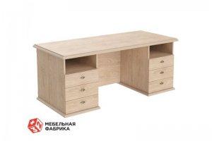 Стол двухтумбовый Classic - Мебельная фабрика «3 + 2»