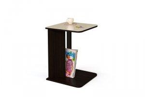 Стол журнальный Эдем-01 со стеклом - Мебельная фабрика «Бум-Мебель»