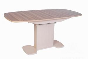 Стол Европейский 2 вариант раскладной - Мебельная фабрика «Прогресс»