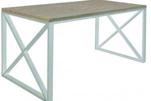 Стол FORM FIR WHITE 1100 - Мебельная фабрика «Desk Question»