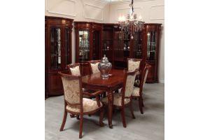 Стол и стулья Bellagio   - Импортёр мебели «Carvelli»