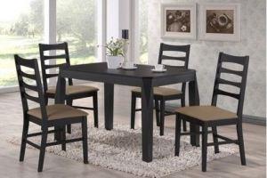 Обеденная группа Стол и стулья для кухни Madagaskar - Мебельная фабрика «Магия кухни»