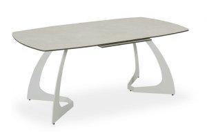 СТОЛ ITALY 160 SNOW CER - Импортёр мебели «AERO (Италия, Малайзия, Китай)»