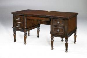 Стол из массива 1498 - Мебельная фабрика «ЛюксБелМебель»