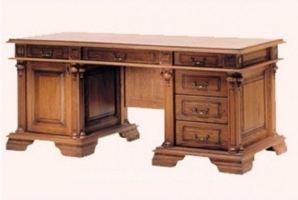 Стол из массива 1500 - Мебельная фабрика «ЛюксБелМебель»