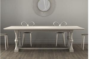 Стол из массива Бернардо Медичи - Мебельная фабрика «Прогресс»