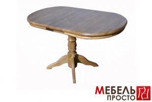 Стол из массива сосны Майкрофт - Мебельная фабрика «МЕБЕЛЬ ПРОСТО»