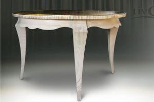 Стол из массива ясеня Винтаж 4 - Мебельная фабрика «Tivoli»