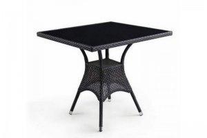 Стол из полиротанга - Мебельная фабрика «АртРотанг»