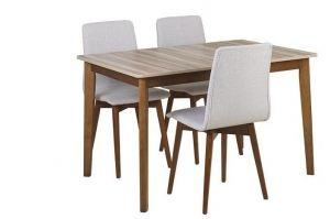 Обеденная группа Стол Капучино 3 и стул Капри 2 - Мебельная фабрика «КЛМ-мебель»