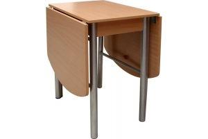 Стол-книжка на металлокаркасе - Мебельная фабрика «Вилена»