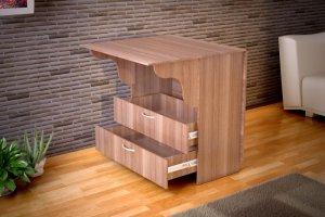 Стол-книжка с ящиками - Мебельная фабрика «РиАл», г. Волжск