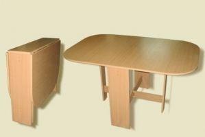 СТОЛ-КНИЖКА СТ-01 - Мебельная фабрика «Мега»