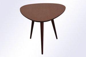 Стол кофейный треугольный - Мебельная фабрика «ФСМ (Фабрика стильной мебели)»