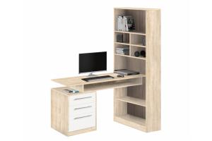 Стол компьютерный 10.04 - Мебельная фабрика «Боровичи-Мебель»