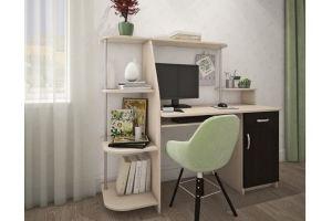 Стол компьютерный СТ18 - Мебельная фабрика «Омскмебель»