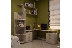 Стол компьютерный 5 - Мебельная фабрика «ТФМ XXI»