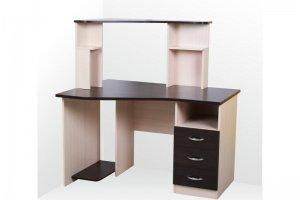 Стол компьютерный 28 - Мебельная фабрика «Вектор»