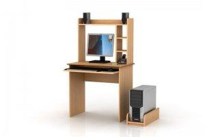 Стол компьютерный без тумбы - Мебельная фабрика «Архангельская мебельная фабрика»