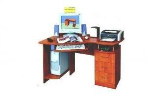 Стол компьютерный Чайка - Мебельная фабрика «Народная мебель»