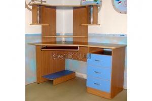 Стол компьютерный детский - Мебельная фабрика «Фаворит»