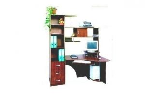 Стол компьютерный Эрудит - Мебельная фабрика «Народная мебель»