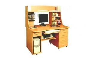 Стол компьютерный Идеал 3 - Мебельная фабрика «Народная мебель»