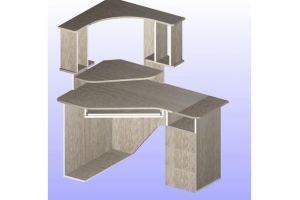 Стол компьютерный Клео - Мебельная фабрика «Народная мебель»