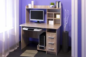 Стол компьютерный КС 1200 - Мебельная фабрика «Бонмебель»