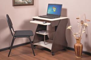 Стол компьютерный КС 600 - Мебельная фабрика «Бонмебель»