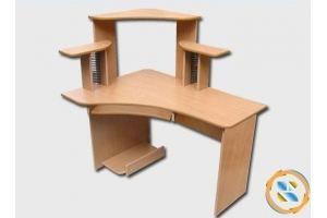Стол компьютерный КС Вектор - Мебельная фабрика «МЕБЕЛов»