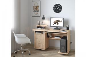 Стол компьютерный Моби-1-КЛ-2 - Мебельная фабрика «СОНиК»