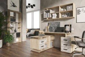 Стол компьютерный Неаполь 1 - Мебельная фабрика «МиФ»