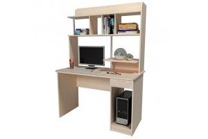 Стол компьютерный НМ 011.61 - Мебельная фабрика «Сильва»