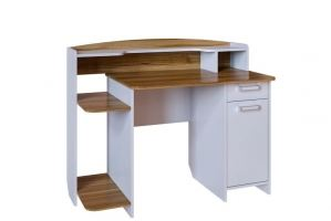 Стол компьютерный Престиж 10 - Мебельная фабрика «CALPE»