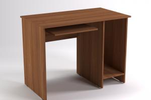 Стол компьютерный с нишей СК.11 - Мебельная фабрика «ЭККЕ»