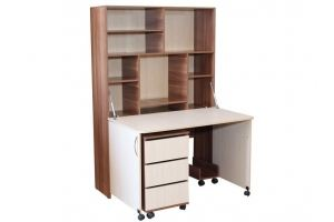 Стол компьютерный с откидной крышкой - Мебельная фабрика «Мистер Хенк»