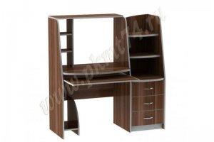 Стол компьютерный с тумбой - Мебельная фабрика «Мебельные технологии»
