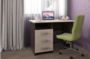 Стол компьютерный Сити 1 СТ104 - Мебельная фабрика «Омскмебель»