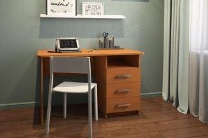 Стол компьютерный Сити 2 СТ105 - Мебельная фабрика «Омскмебель»