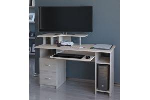 Стол компьютерный СК-03 - Мебельная фабрика «Милайн»