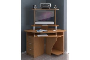 Стол компьютерный СК-07 - Мебельная фабрика «Милайн»