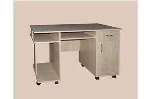Стол компьютерный СК 10 - Мебельная фабрика «Мартис Ком»